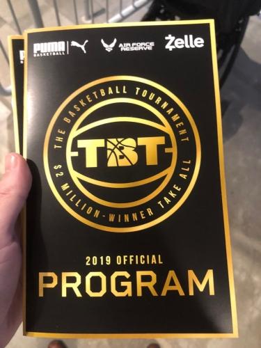 TBT on ESPN program