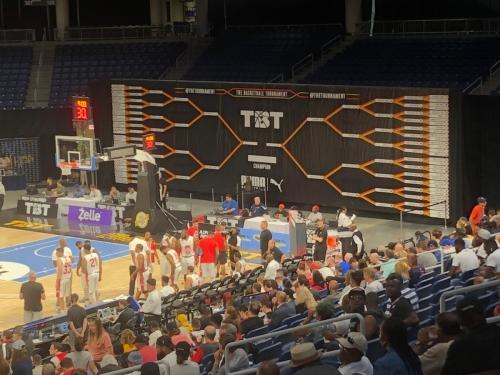 TBT @ Wintrust Arena